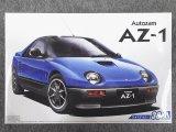 アオシマ 1/24 ザ モデルカーシリーズ No.38 マツダ PG6SA AZ-1`92