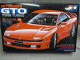 タミヤ 1/24 スポーツカーシリーズ No.108 三菱 GTO ツインターボ