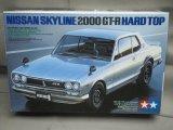 タミヤ 1/24 スポーツカーシリーズ No.194 スカイライン GT-R ハードトップ