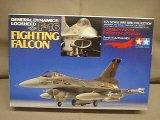タミヤ 1/72 WBシリーズ No.01  ジェネラルダイナミックス F‐16 ファイティングファルコン