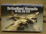 タミヤ 1/72 WBシリーズ No.065 デ・ハビランド モスキート NF Mk-XIII/XVII