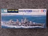 タミヤ 1/700 WLシリーズ No.902 アメリカ海軍 駆逐艦 DD445 フレッチャー