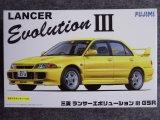 フジミ 1/24 インチアップシリーズ No.ID-034 三菱 ランサー エボリューションIII GSR