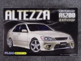 フジミ 1/24 インチアップシリーズ No.ID-027 トヨタ アルテッツァ RS200 Zエディション