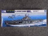 アオシマ 1/700 WLシリーズ No.715 米国海軍 航空母艦 ワスプ