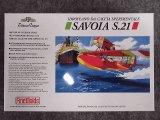 ファインモールド ジブリシリーズ 1/72 FJ-1 紅の豚 サボイア S.21 試作戦闘飛行艇