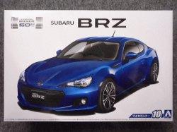 画像1: アオシマ 1/24 ザ モデルカーシリーズ No.10 スバル ZC6 BRZ'12