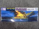 アオシマ 1/700 WLシリーズ No.912 米国海軍 パラオ級潜水艦