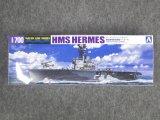 アオシマ 1/700 WLシリーズ No.716 英国海軍航空母艦HMSハーミーズ インド洋セイロン沖海戦