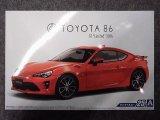 アオシマ 1/24 ザ モデルカーシリーズ No.25 トヨタ ZN6 TOYOTA86`16
