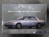 アオシマ 1/24 ザ モデルカーシリーズ No.32 ニッサン HCR32 スカイラインGTS-t タイプM'89