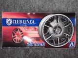 アオシマ 1/24 ザ チューンドパーツシリーズ No.52 クラブリネア L566  20インチ