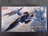 ハセガワ 1/72 マクロスシリーズ No.29 VF-31J ジークフリード ハヤテ機 'マクロスΔ'