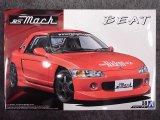 アオシマ 1/24 ザ チューンドカーシリーズ No.38 RSマッハ PP1 ビート'91