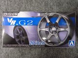 アオシマ 1/24 ザ チューンドパーツシリーズ No.83 レイズ ボルクレーシング VR.G2 20インチ