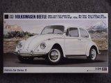 ハセガワ 1/24 ヒストリックカーシリーズ No.3 フォルクスワーゲン ビートル タイプ1[1967]