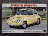 ハセガワ 1/24 ヒストリックカーシリーズ No.6 スバル 360 ヤング SS K111[1968]