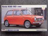 ハセガワ 1/24 ヒストリックカーシリーズ No.21 ホンダ N360 NII[1969]
