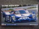 ハセガワ 1/24 ヒストリックカーシリーズ No.31 カルソニック ニッサン R91CP