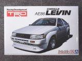 アオシマ 1/24 ザ チューンドカーシリーズ No.62 TRD AE86 カローラレビン N2仕様 '83(トヨタ)