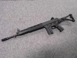 画像1: (18歳以上用)マルイ ガスブローバックガン 89式5.56mm小銃(折曲銃床型)