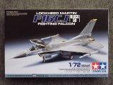 タミヤ 1/72 ウォーバードコレクション No.086 ロッキード マーチン F-16CJ [ブロック50]  ファイティング ファルコン