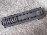 ANGRYGUN マルイ M4/M16シリーズ対応(次世代含む)  L119A2タイプ レールハンドガード(ショート)