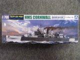 アオシマ 1/700 WLシリーズ No.810 英国海軍 重巡洋艦 コーンウォール