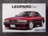 アオシマ 1/24 ザ モデルカーシリーズ No.61 ニッサン UF31 レパード3.0アルティマ'86