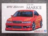 アオシマ 1/24 ザ チューンドカーシリーズ No.26 BNスポーツ JZX100 マークII ツアラーV '98
