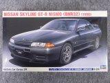 ハセガワ 1/24 ヒストリックカーシリーズ No.39 ニッサン スカイラインGT-R NISMO(BNR32)
