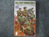 タミヤ 1/35 MMシリーズ No.048 アメリカ歩兵 G.Iセット