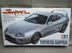 画像1: タミヤ 1/24 スポーツカーシリーズ No.123 トヨタ スープラ`93