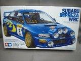 タミヤ 1/24 スポーツカーシリーズ No.199 インプレッサ WRC モンテカルロ