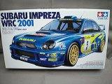 タミヤ 1/24 スポーツカーシリーズ No.240 スバル インプレッサ WRC 2001
