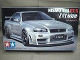 タミヤ 1/24 スポーツカーシリーズ No.282 ニスモ R34 GT-R Zチューン