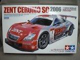タミヤ 1/24 スポーツカーシリーズ No.303 ZENT CERUMO SC 2006
