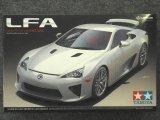 タミヤ 1/24 スポーツカーシリーズ No.319 レクサス LFA