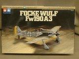 タミヤ 1/72 WBシリーズ No.066 フォッケウルフ Fw190A-3