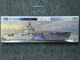 タミヤ 1/700 WLシリーズ No.514 アメリカ海軍 航空母艦 エンタープライズ